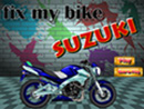 Play Fix my Bike Suzuki