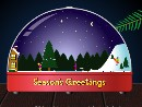 Play Holiday Snow Globe
