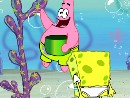 Play Sponge Bob Basketball