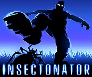 Play Insectonator